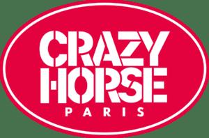 Logo Crazy Horse de Paris