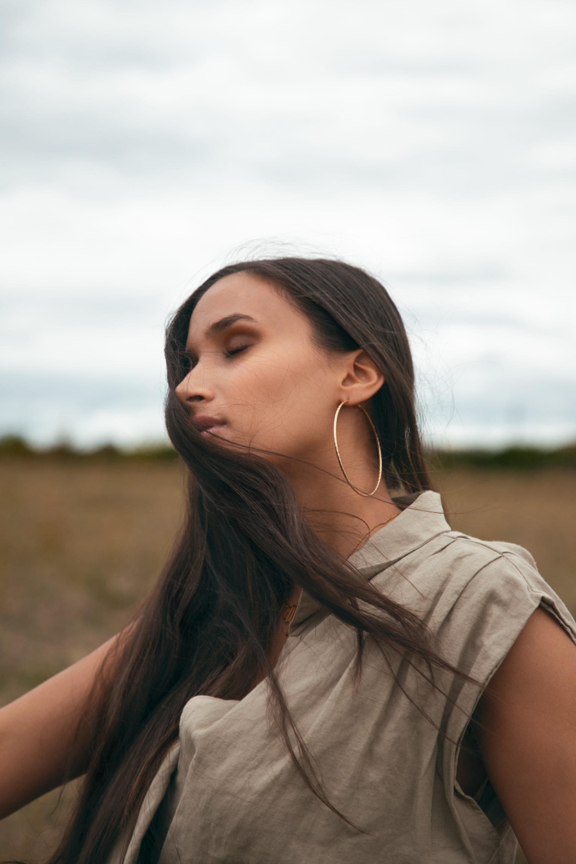 Lina portrait femme