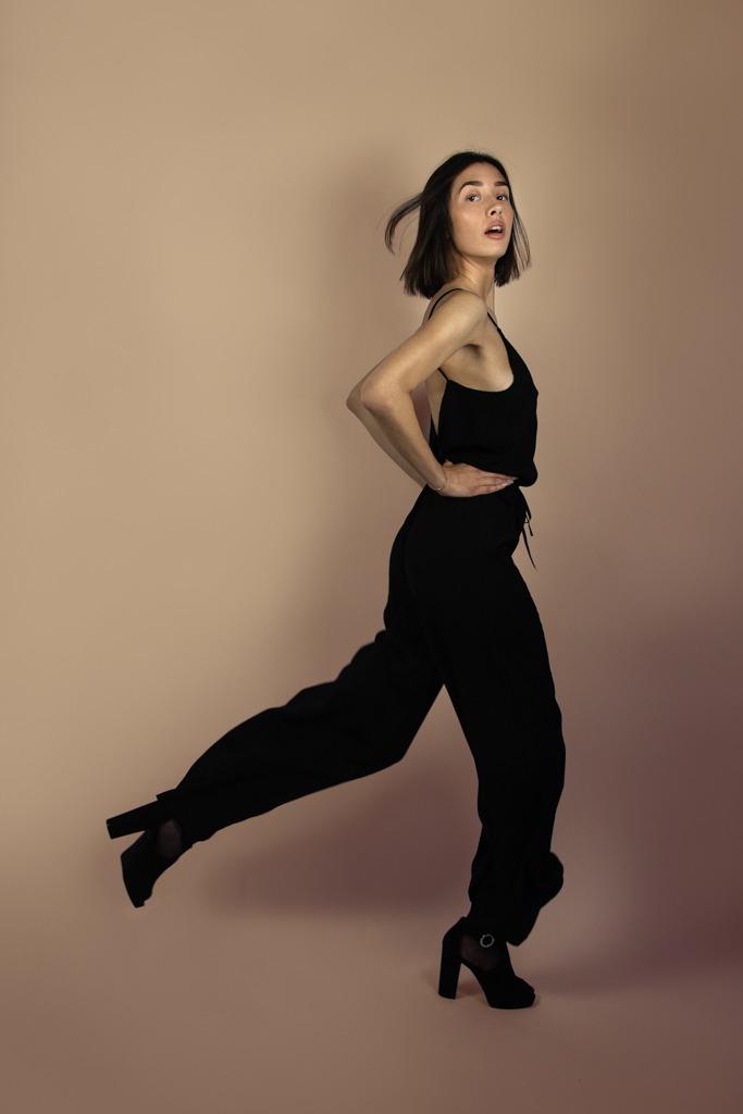 Beautiful Model Agency fashion branding